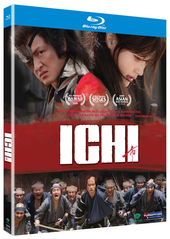 Ichi Blu-ray 704400098970
