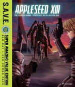 Appleseed XIII Blu-ray/DVD SAVE Edition