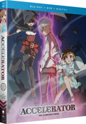 A Certain Scientific Accelerator Blu-ray/DVD