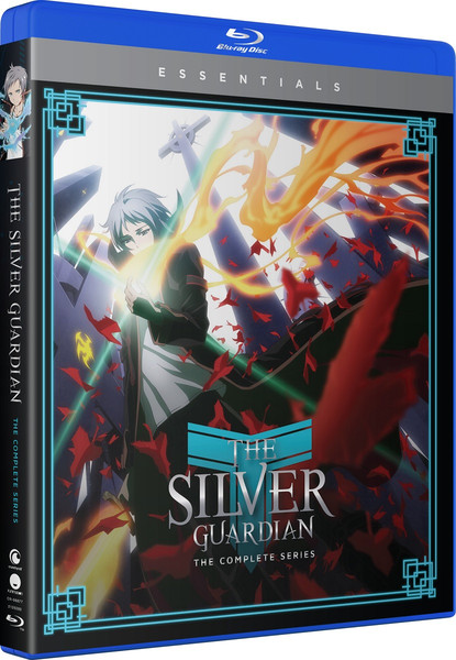 The Silver Guardian Essentials Blu-Ray