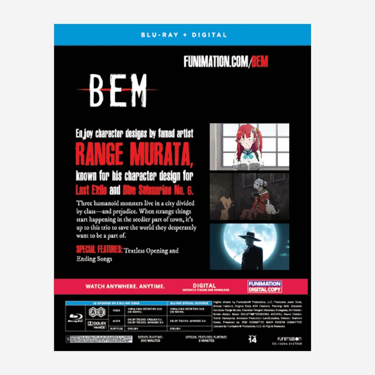 BEM Blu-ray