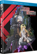 Arifureta From Commonplace to Worlds Strongest Season 1 Blu-ray/DVD