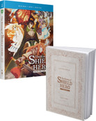 The Rising of the Shield Hero Season 1 Part 2 + Light Novel Limited Edition Blu-ray/DVD