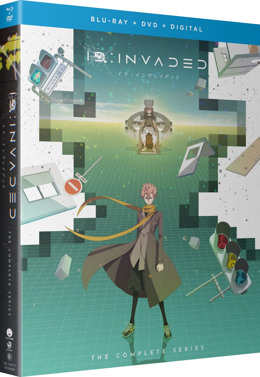 ID: INVADED Blu-ray/DVD