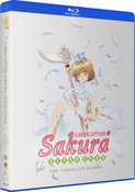 Cardcaptor Sakura Clear Card Complete Series Blu-ray