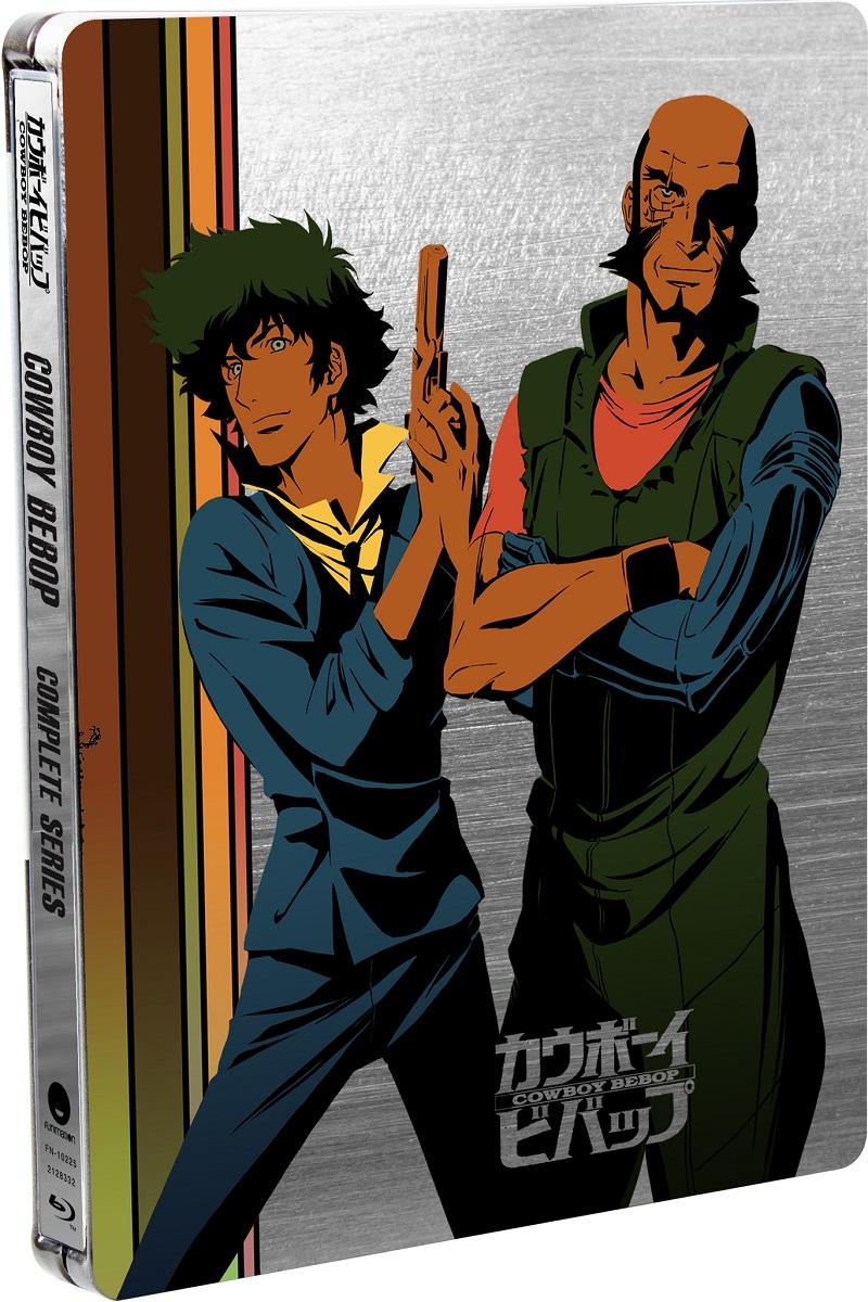 Cowboy Bebop Complete Series Steelbook Blu-ray
