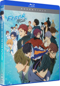 Free! Dive to the Future Season 3 Essentials Blu-ray
