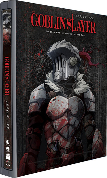 Goblin Slayer Season 1 Steelbook Blu-ray