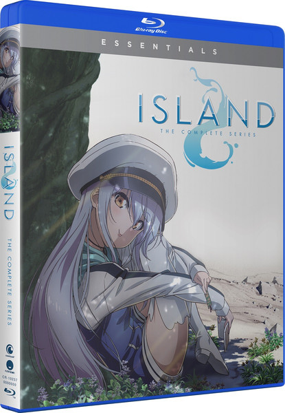 ISLAND Essentials Blu-ray