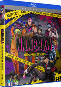 Nanbaka Complete Series Essentials Blu-ray