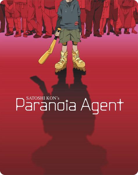 Paranoia Agent Steelbook Blu-ray