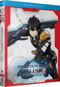 Phantasy Star Online 2 Episode Oracle Part 2 Blu-ray