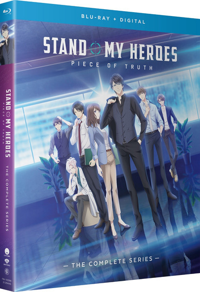 Stand My Heroes Piece of Truth Blu-ray