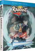 Radiant Season 2 Part 1 Blu-ray/DVD