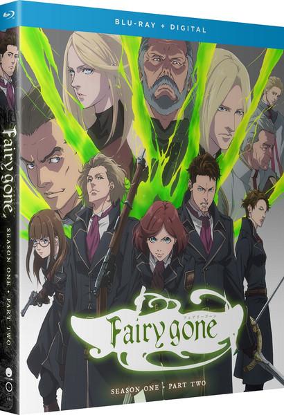 Fairy gone Season 1 Part 2 Blu-ray