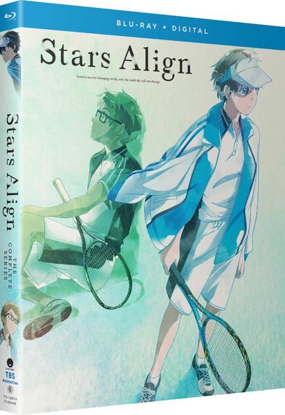 Stars Align Blu-ray