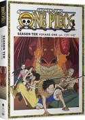 One Piece Season 10 Part 1 DVD
