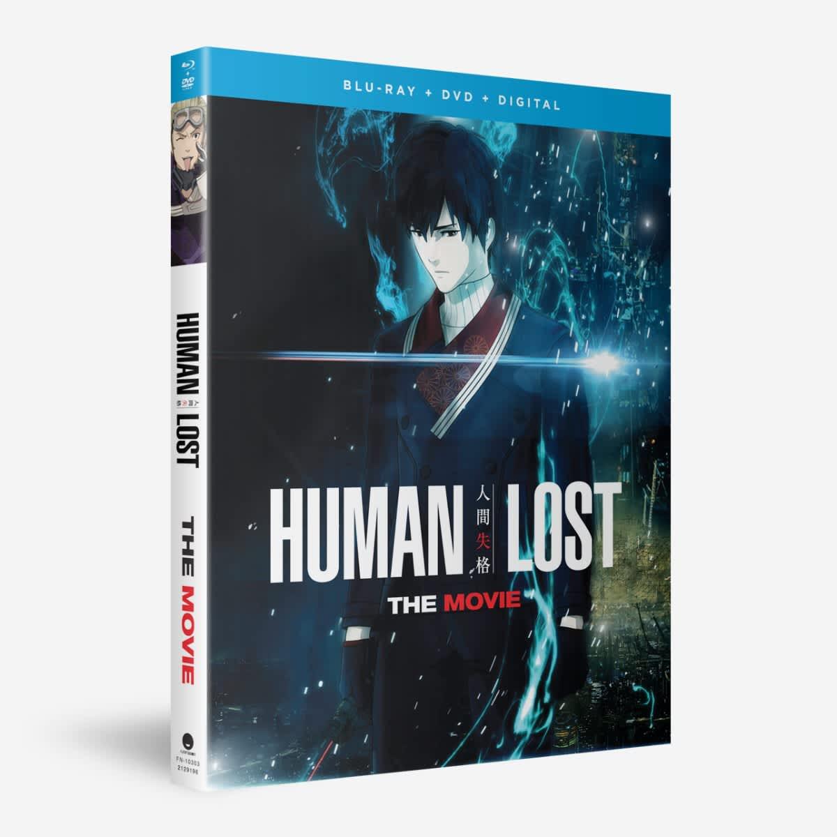 Human Lost Blu-ray