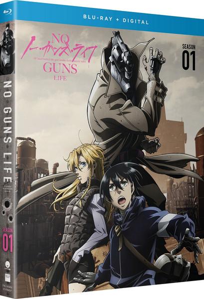 No Guns Life Season 1 Blu-Ray