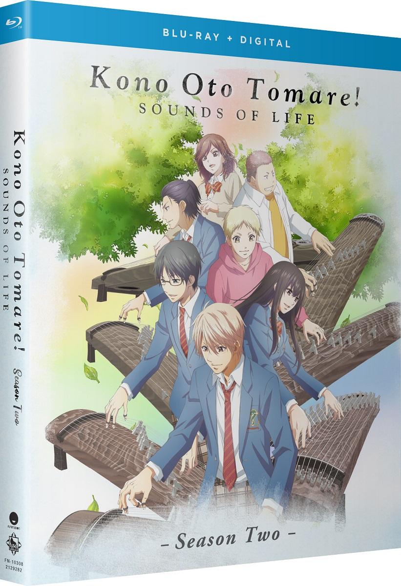 Kono Oto Tomare! Sounds of Life Season 2 Blu-ray
