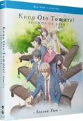 Kono Oto Tomare! Sounds of Life Season 2 Blu-ray