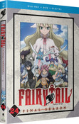 Fairy Tail Final Season Part 24 Blu-ray/DVD