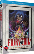 Fairy Tail Final Season Part 26 Blu-ray/DVD