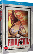 Fairy Tail Final Season Part 23 Blu-ray/DVD
