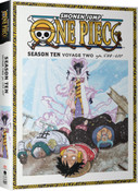 One Piece Season 10 Part 2 DVD