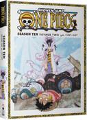 One Piece Season 10 Part 2 DVD