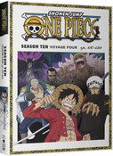 One Piece Season 10 Part 4 DVD