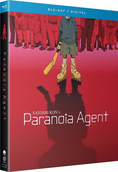 Paranoia Agent Blu-ray