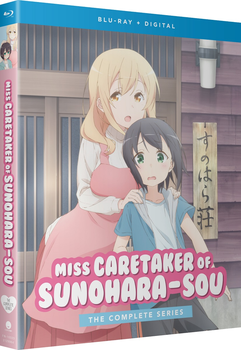 Miss Caretaker of Sunohara-sou Blu-ray
