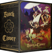 Black Clover Season 3 Part 3 Collector's Box Blu-ray/DVD