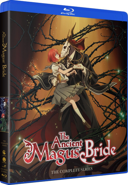 The Ancient Magus' Bride Complete Series Blu-ray