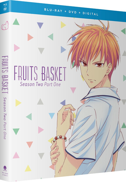 Fruits Basket Season 2 Part 1 Blu-ray/DVD