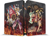 One Piece Film Stampede Steelbook Blu-ray/DVD