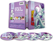 Dragon Ball Z Season 3 Steelbook Blu-ray