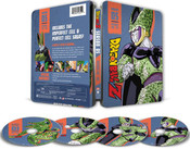 Dragon Ball Z Season 5 Steelbook Blu-ray