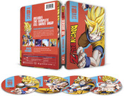 Dragon Ball Z Season 6 Steelbook Blu-ray