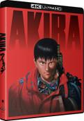 Akira 4K HDR/2K Blu-ray