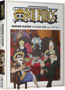 One Piece Season 11 Part 1 Blu-ray/DVD