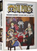 One Piece Season 11 Part 1 Blu-ray/DVD