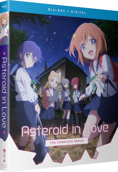 Asteroid in Love Blu-ray