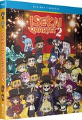 Isekai Quartet2 Season 2 Blu-ray