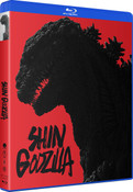 Shin Godzilla Movie Blu-ray