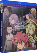 Tenchi Muyo War on Geminar Classics Blu-ray