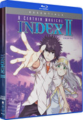 A Certain Magical Index Season 2 Essentials Blu-ray