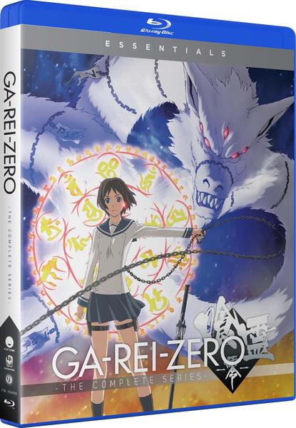 Ga-Rei-Zero Essentials Blu-ray