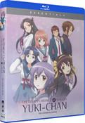 The Disappearance of Nagato Yuki-chan Essentials Blu-ray